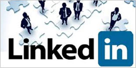 Connect us on LinkedIn