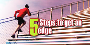 5 Easy steps to get an edge over the competition.