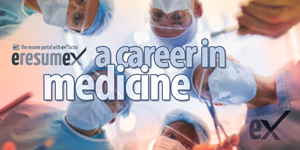 A Career In Medicine.