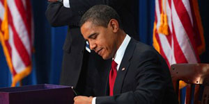 Obama signs jobs bill. What do you think?
