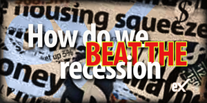 How Do We Beat The Recession?