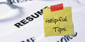 Resume Tips from a Hiring Manager (Part 1)