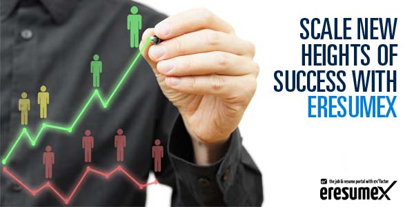 Scale New Heights of Success with ERESUMEX