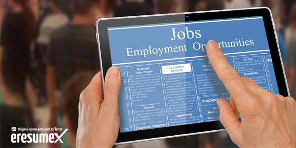 Scan Social Networking for Jobs for Free! Join ERESUMEX